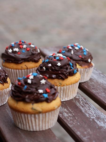 toppings für muffins