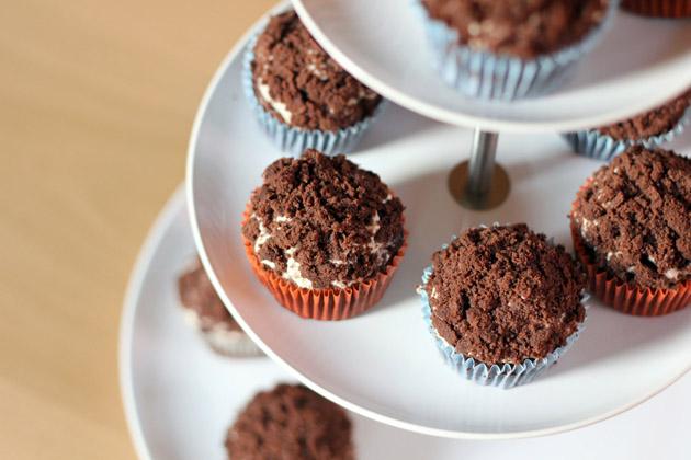 Maulwurfkuchen Cupcakes Eatbakelove