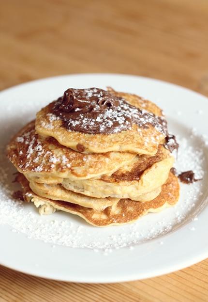 pfannkuchen ohne ei und mehl